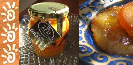 Spiced Orange Preserve